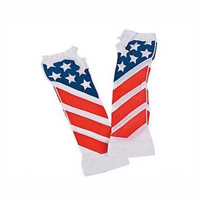 Stars & Stripes Arm Sleeves