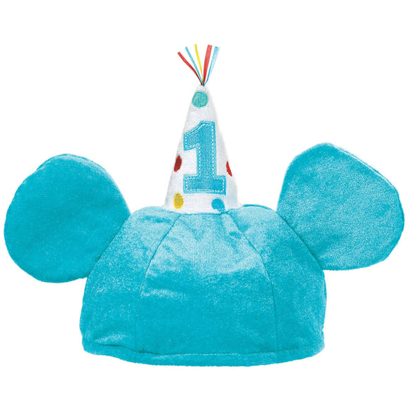 Mickey 1st Birthday Hat