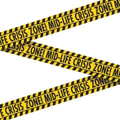 Mid-Life Caution Tape