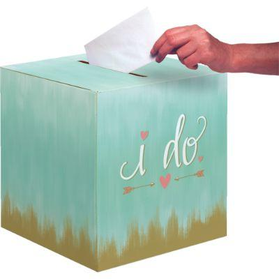 Mint To Be Card Box 12