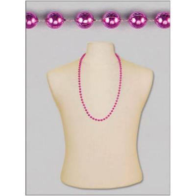 Pink Bead Necklace 33