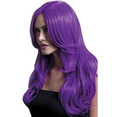 Khloe Purple Fever Wig