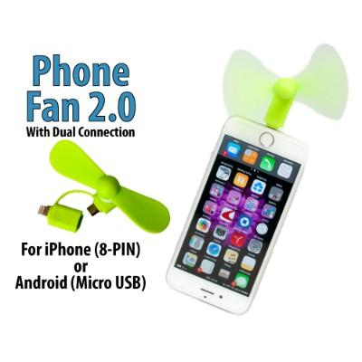 Mobile Phone Fan Assorted