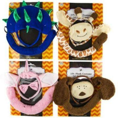 Animal Costume Kit 2 Pack - Assorted