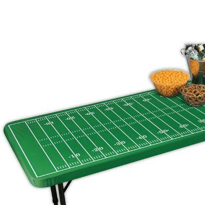 Football Fitted Table Cover 72X36