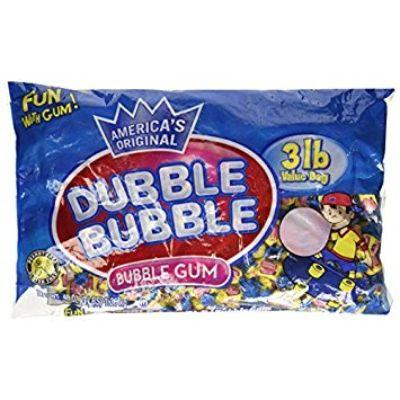 3lb Double Bubble Org