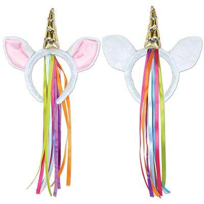 UNICORN HEADBAND Deluxe