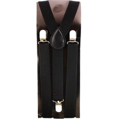Kid Suspenders Black