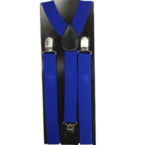 Kid Suspenders Blue
