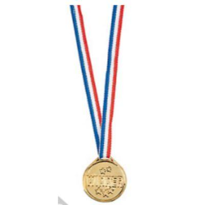 Medal Winner Gold Pk6