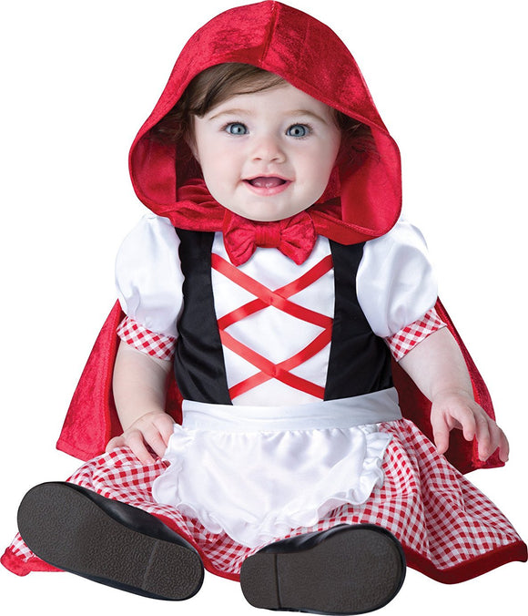Lil Red Riding Hood Baby Costume
