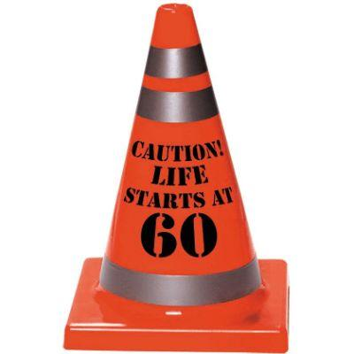 Traffic Cone Caution 60