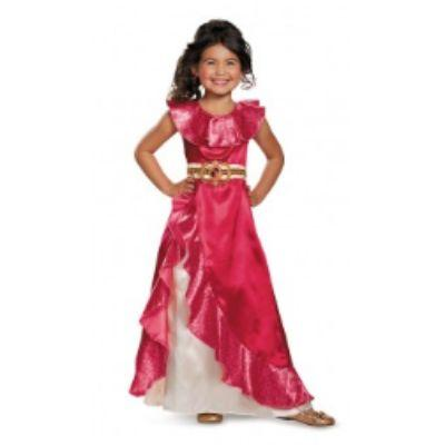 Elena of Avalor Adventure Dress Child Costume - Disney