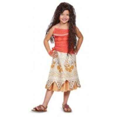 Moana Child Costume - Disney: Moana