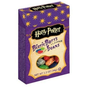 Harry Potter Bertie Bott Beans
