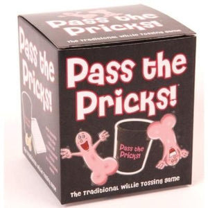Pass The Pricks Party Game