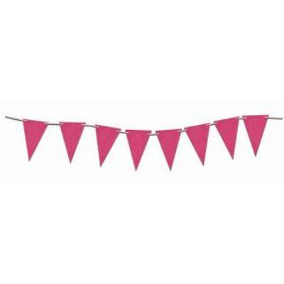 Banner Pennant Pink Hot GLightr