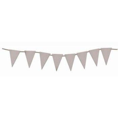 Banner Pennant Silver GLightr