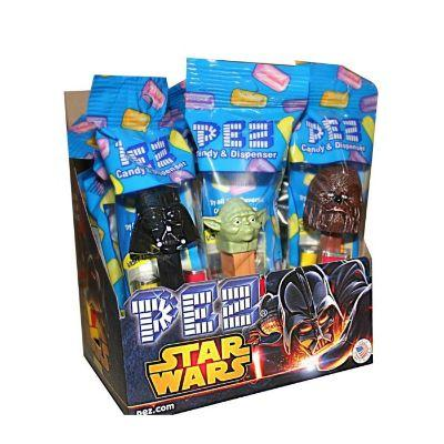 Pez Star Wars Assortment