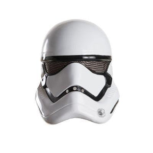 Stormtrooper Child Half Mask - Star Wars