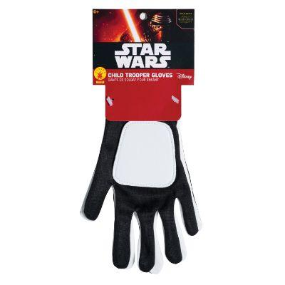 Star Wars Storm Trooper Gloves Child
