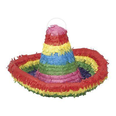 In-Store Only - Sombrero Pinata