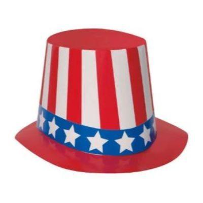 Stars & Stripes Top Hat