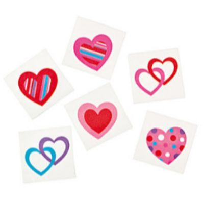 Tattoo Fun Heart Pk36