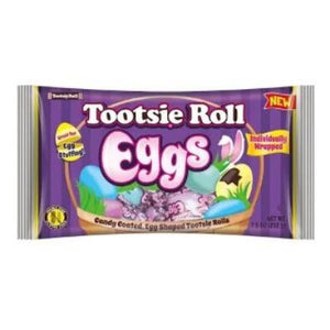 Easter Tootsie Roll Eggs 7.5 oz. Bag