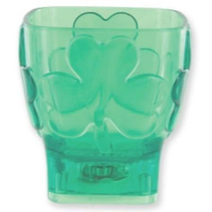 St. Patrick's Day Light Up Shot Glass