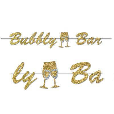 Banner Bubbly Bar