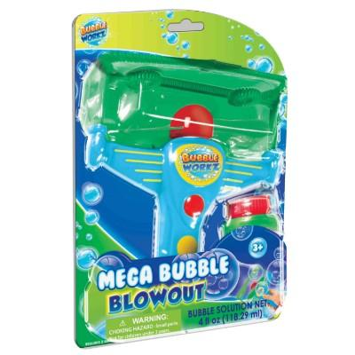 Mega Bubble Blowout