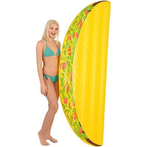 Pool Float Taco 78""
