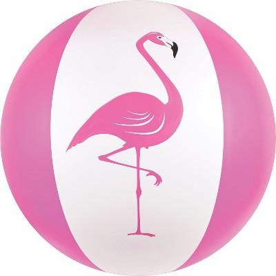 Flamingo Beach Ball 27