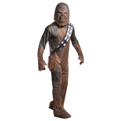 Chewbacca Adult Costume - Star Wars