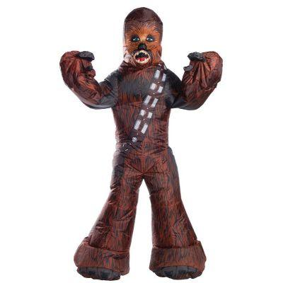 Chewbacca Inflatable Adult Costume - Star Wars