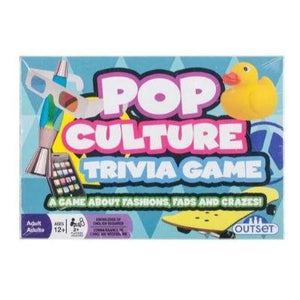 Pop Culture Trivia Party Game