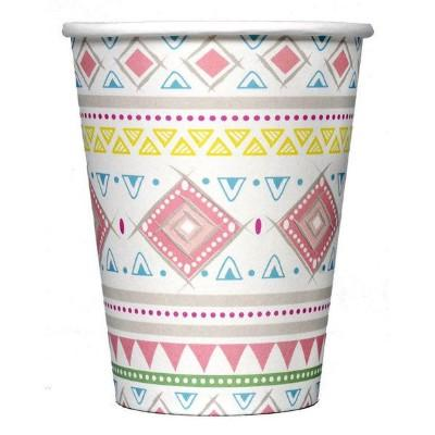 Adventure Pink Paper Cup - 8 Pack