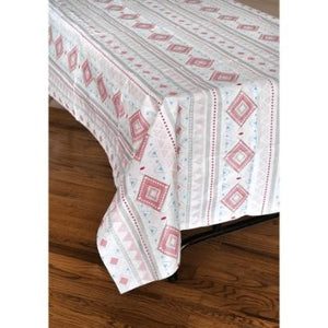 "Adventure Pink Tablecover -  54"" x 108"""