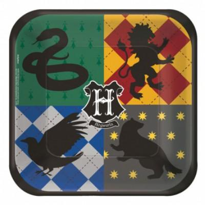 HARRY POTTER PLATE DS PK8