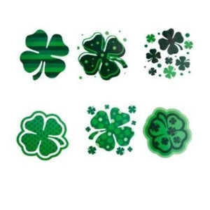 Shamrock Tattoo - 36 Pack