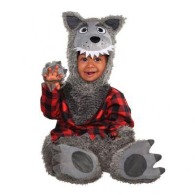 Lil Bad Wolf Baby Costume