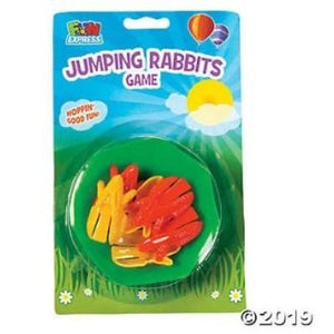 Jumping Rabbits Game
