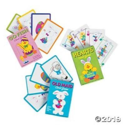 Easter Card Game Assorted