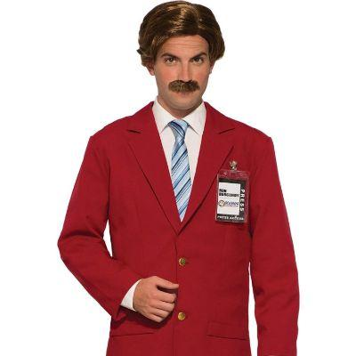 Anchorman Ron Burgundy Wig