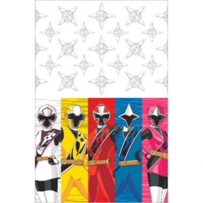 Power Rangers Tablecover 54x96