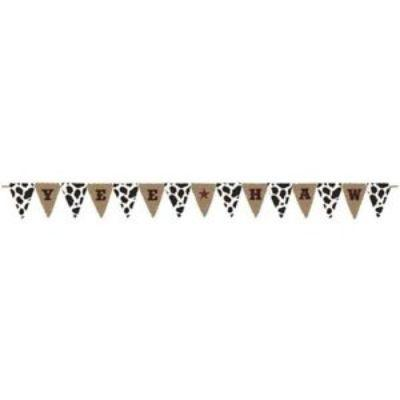 Banner Western 12Ft