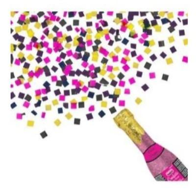 Bachelorette Champagne Bottle Confetti Popper