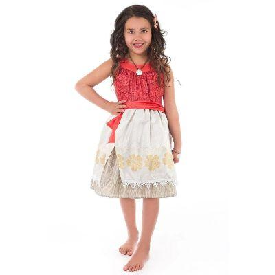 Moana Play Dress Child Costume - Disney: Moana