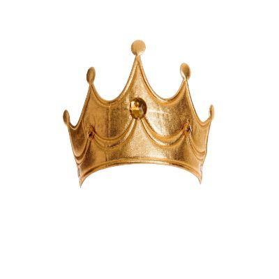 Princess Soft Gold Crown